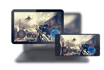 Play remote PC games remotely on Android